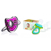 Pacifiers & Teethers (40)