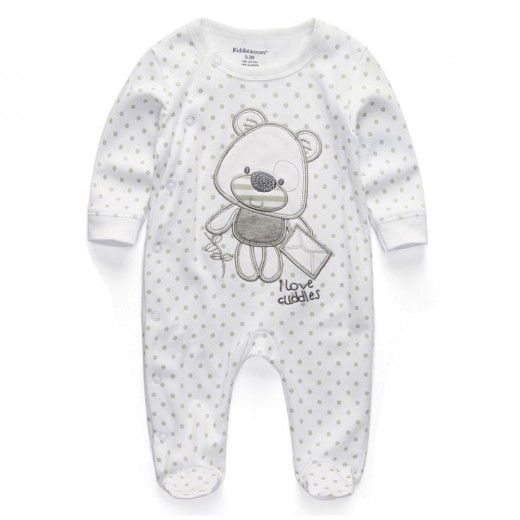 Baby Clothing  New Newborn jumpsuits Baby Boy Girl Romper Clothes Long Sleeve Infant Product