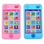 BOHS Kids Russian Baby Language ABC Alphabet Music Math ,Early Learning & Education Machines Mobile Phone Toy
