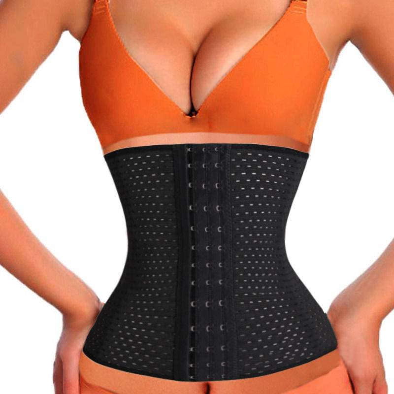 bd19075c3de8a 5XL Slimming Corset Waist Trainer Cincher Girdles Body Shaper Women  Postpartum Belly Band Underbust Tummy Control Hot Belt Fajas