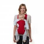 Red Front Facing Newbrons Baby Carrier Sling Pouch Wrap Kangaroo for Baby Children 2-30 Months Kids Baby Backpack
