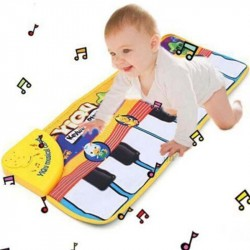 Baby Music Carpet Baby Music Mat Educational Baby Kid Child Piano Music Plat Mat 72*29cm