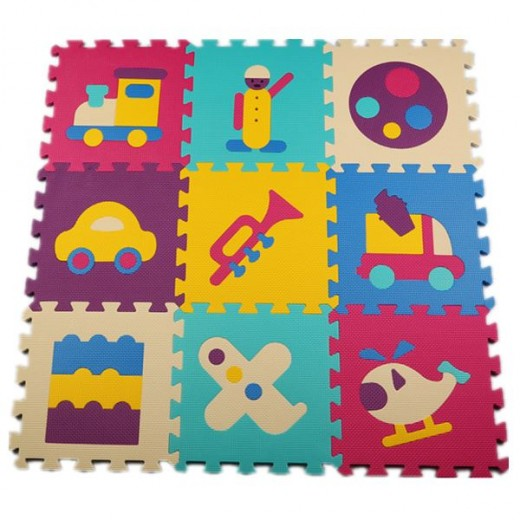mats foam play jigsaw children for alphabet kids mat soft puzzle with baby eva number
