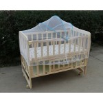 delicate Universal Babies Cradle Bed Mosquito Nets Summer Safe Arched Ger Type Mosquitos Net for Kids  Hot Selling norflr