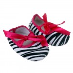 0-18 Months Infant Prewalker Toddler Girls Kid Striped Soft Anti-Slip Crib Shoes Fast Shipping