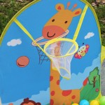 1.2M Baby Playpen Toys Fencing For Children Portable Game Tent Indoor/Outdoor Play Folding Kids Cartoon Ocean Balls Pool Toddler