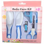 6 pcs Baby Grooming Practical Clipper Trimmer Convenient Daily Baby Hair Brush baby Care Kits