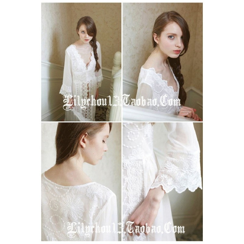 7758230d04e70 ... Royal Style White Maternity Lace Dress Pregnant Photography Props Fancy  Pregnancy maternity photo shoot long dress ...