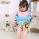 Baby Toy Jumper on a Stand for Rockers Learn To Walk Haning Swing Basket Soft Fabric Metal Body Safe Top Brand Quality
