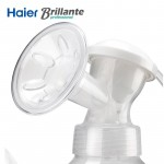 Brillante Electric Breast Pump BPA Free Milk Sucker Powerful Suction infant Mamadeira Baby bottle USB and Battery power