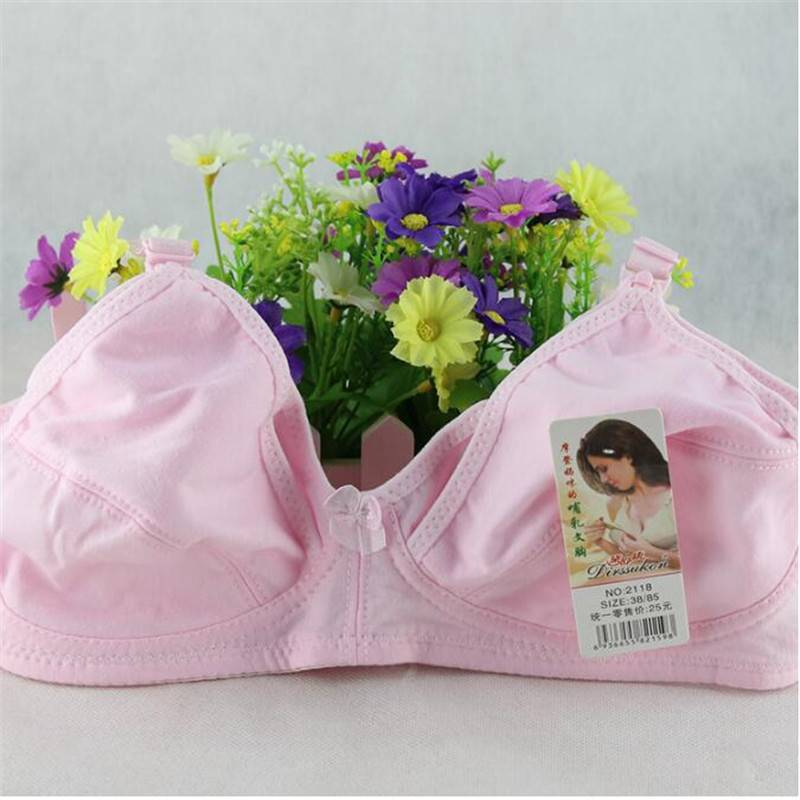 a42aa322ac3fb Breast Feeding Maternity Nursing Bra Breastfeeding Bra For Nursing Mothers  Clothing Clothes For Pregnant Women Underwear Item Type  Bra Material   Cotton ...