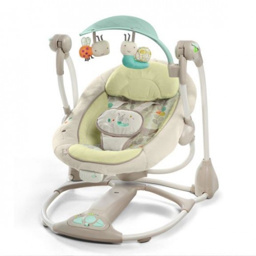 Awesome Baby Cradle To Sleep Musical Rocking Chair Electric Swing Bouncer Crib  Motion