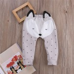 Autumn  kids harem pants new style fashion cotton boy girls pants baby harem pants 0-2year colors children pants
