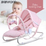 Direct Selling Top Fashion  Metal Multi-functional Baby Rocking Chair Cradle newborn gift Baby bed