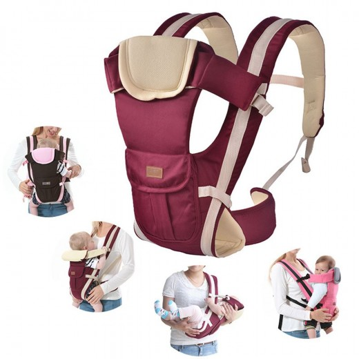 2-30 Months Baby Carrier Multifunctional Front Facing Baby Carrier Infant Bebe  Sling Backpack Pouch Wrap Kangaroo