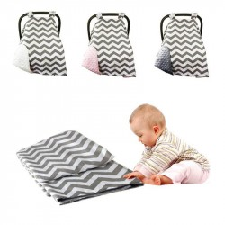 1 Pc Baby Car Seat Canopy Cover Infant Children Carseat Canopies Blanket