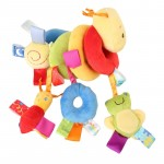 New Baby Toys Baby crib revolves around the bed stroller mobiles hanging bell cartoon rattles educational toys MU872930