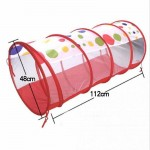 Kids Play House Baby Play Yard Ball Pool Tent Pipeline Crawling Huge Game Ocean Ball Pool Baby Educational