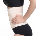 21cm Postpartum Women Waist Slim Body Shaper Breathable Puerperal Waist Cincher Control Corset Waist Trainer Slimming Belt