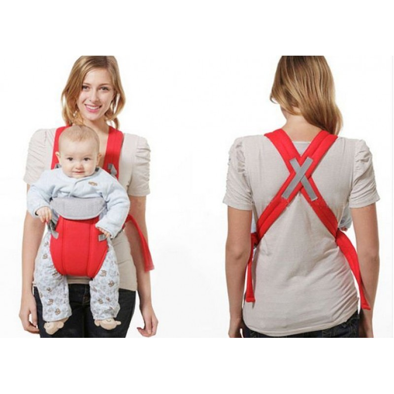 Buy Front Pack Cotton Baby Carrier Infant Newborn Baby Breast