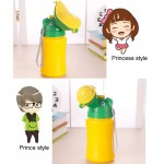 New Portable Baby Urinal Male Leak-proof Child Urinal Mini Travel Car Toilet Camping Boy Girl Kid Potty Training urination