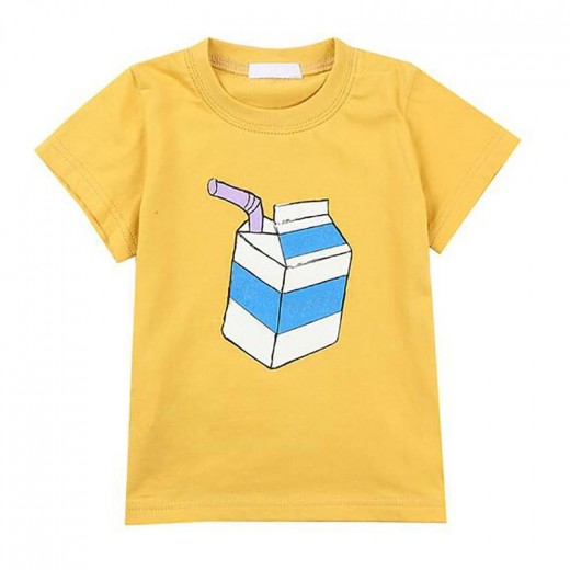 Summer Children's T-Shirts for Boys Character Kids Cartoon Tops Tee Clothing Baby Boys T Shirt Short Sleeve Clothes