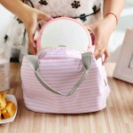 Fashion Portable Insulation Bag Thermal Food Picnic Lunch Bags Tote Baby Feeding Food Water Storage Bag For Outdoor Travel