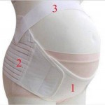 Puseky  Multi Purpose Maternity Postpartum Corset Pregnant Women Belly Support Prenatal Care Athletic Belt
