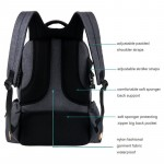 Baby Diaper Backpack Solid Stroller Bags Big Capacity Baby Nappy Bags Insulated Mother Maternity Changing Bag Baby Accessories