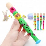 1PCS Plastic Kids Musical Toys Baby Musical Instruments Early Learning Education Toy For Children Random Color