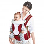 New Baby Carrier Beth Bear 0-30 Months Breathable Comfortable Babies kids Carrier Infant Backpack Baby Hip Seat Waist Stool