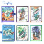 1 Pcs Funny Magic Water Drawing Book Marine Life-Theme Reuseable Painting Book with 2 pens Kids Early Recognize Educational toys
